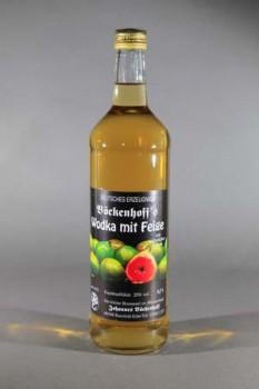 0,7l Wodka mit Feige Likör 20% Vol.