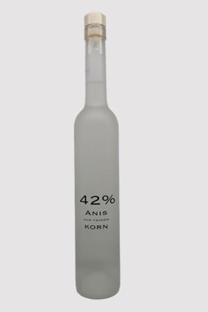0,5l Anis mit Korn Likör 42% Vol.