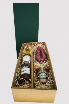 Milder Kräuter kombiniert Westfälisch - Geschenksortiment 17