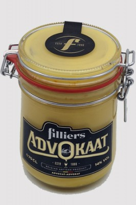0,7l Advokaat Pokal - Eierlikör 14% Vol. Filliers, BE